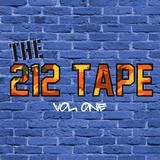Black Dave - The 212 Tape: Vol. 1 Cover Art