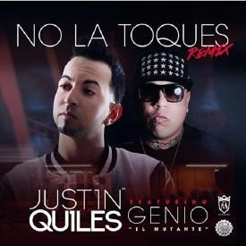 No La Toques (Official Remix)