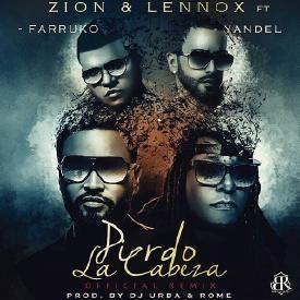 Pierdo La Cabeza (Official Remix)