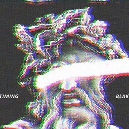 Blak Suga - Gods Timing Cover Art