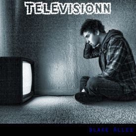 Blake Allee - Televisionn Cover Art