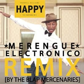 Happy (Merengue Electronico Remix) 130-100