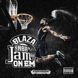 Blaza - NBA Jam On Em Cover Art
