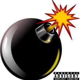 BLIZZARDBLIZZZZ - BOMBS Cover Art