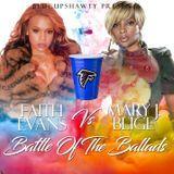BluCupShawty - Faith Evans Vs Mary J Blige: Battle Of The Ballads Disc 1 Cover Art