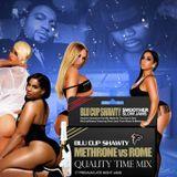 BluCupShawty - Methrone VS Rome QT Mix Cover Art