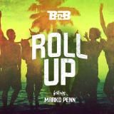 B.o.B - Roll Up Cover Art