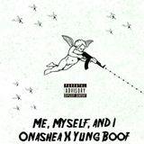Onashea - Me Myself and I Cover Art