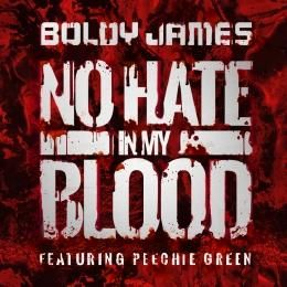 Boldy James - No Hate In My Blood Cover Art