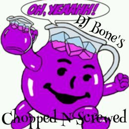 DJ Bone's - Lose Yourself Remix Cover Art