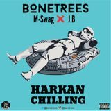 bonetrees - Harkan Chilling Cover Art