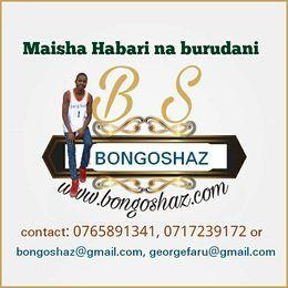 BONGOshaz - Nico Francis - Wewe Ni Mungu | Bongoshaz.com Cover Art