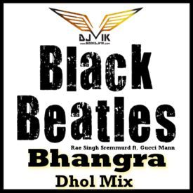 Black Beetles Bhangra |Dhol Mix|BookDJVik