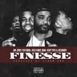 Bottom Feeder Music - Finesse Cover Art