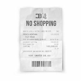 Bottom Feeder Music - No Shopping Cover Art