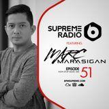 BPM Supreme - Supreme Radio: Episode 51 - DJ Marc Marasigan Cover Art