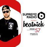 BPM Supreme - Supreme Radio: Episode 57 - DJ Beatnick Cover Art