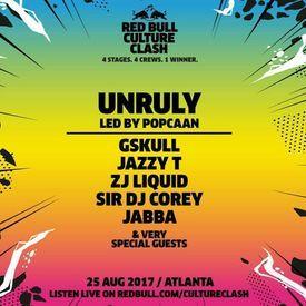 Red Bull Culture Clash (Atlanta) 2017