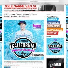 Young California BPM Supreme Summer Sessions