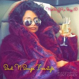 Beezy 3D - Bad and Boujee Freestyle Cover Art