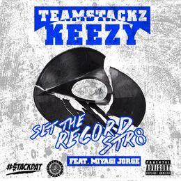 Break Dem Boyz Off Ent. - Set Tha Record Str8 Intro Cover Art