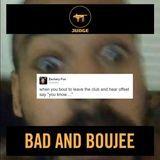 Brendan Varan - Bad and Boujee (JUDGE Remix) Cover Art