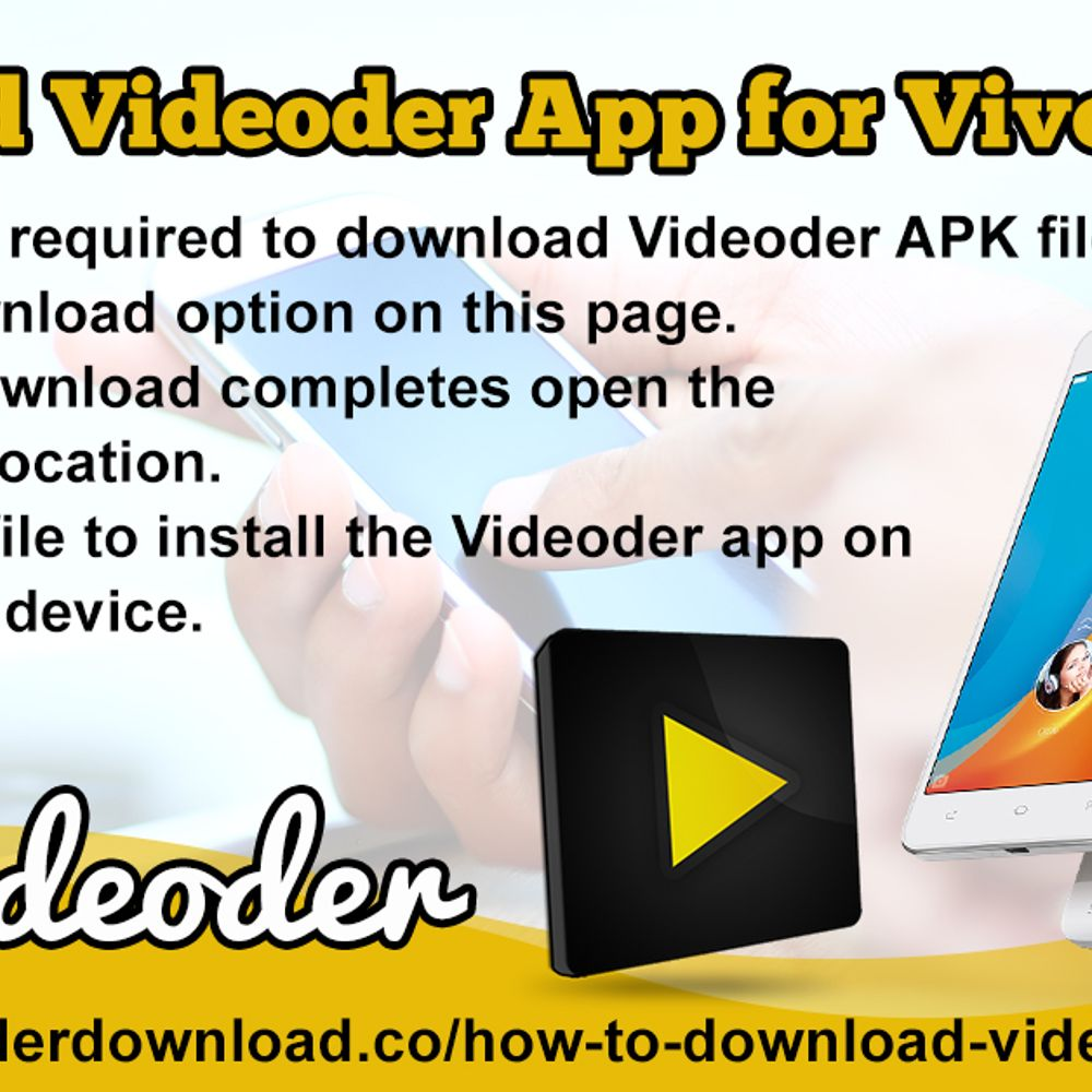 Download Videoder app for Vivo mobiles by TextAloud: IVONA