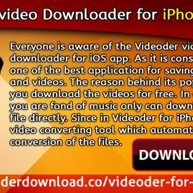 videoder video downloader app store