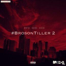 Bro God III - I'm an Alien Cover Art