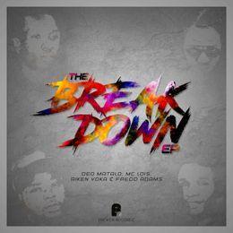 Broken Recordz - The BreakDown EP Cover Art