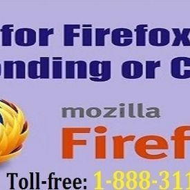 Call 1-888-311-3841 To Solve Mozilla Firefox Not Responding