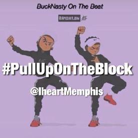#PullUpOnTheBlock