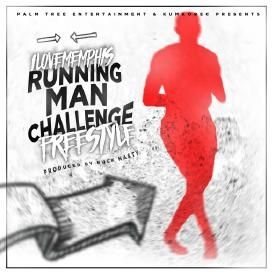 My Boo (Runnin Man Challenge)