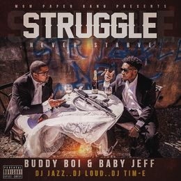 Buddy B.O.i. - Fo' Real Cover Art