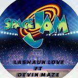 LaShaun Love - LaShaun Love x 9th Wonder - Space Jam Cover Art