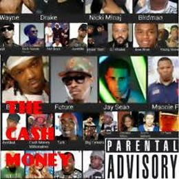 CALICONORTH - CASH MONEY LP Cover Art