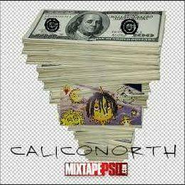 CALICONORTH - GLO BUCKS Cover Art
