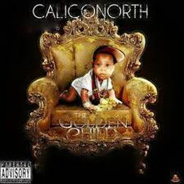 CALICONORTH - GOLDEN CHLID Cover Art