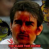 CALICONORTH - THE BLACK TOM CRUISE Cover Art