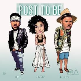 Post 2 Be RMX Featuring @NukidOnaBlock, @1Omarion, and @ChrisbrownOfficial
