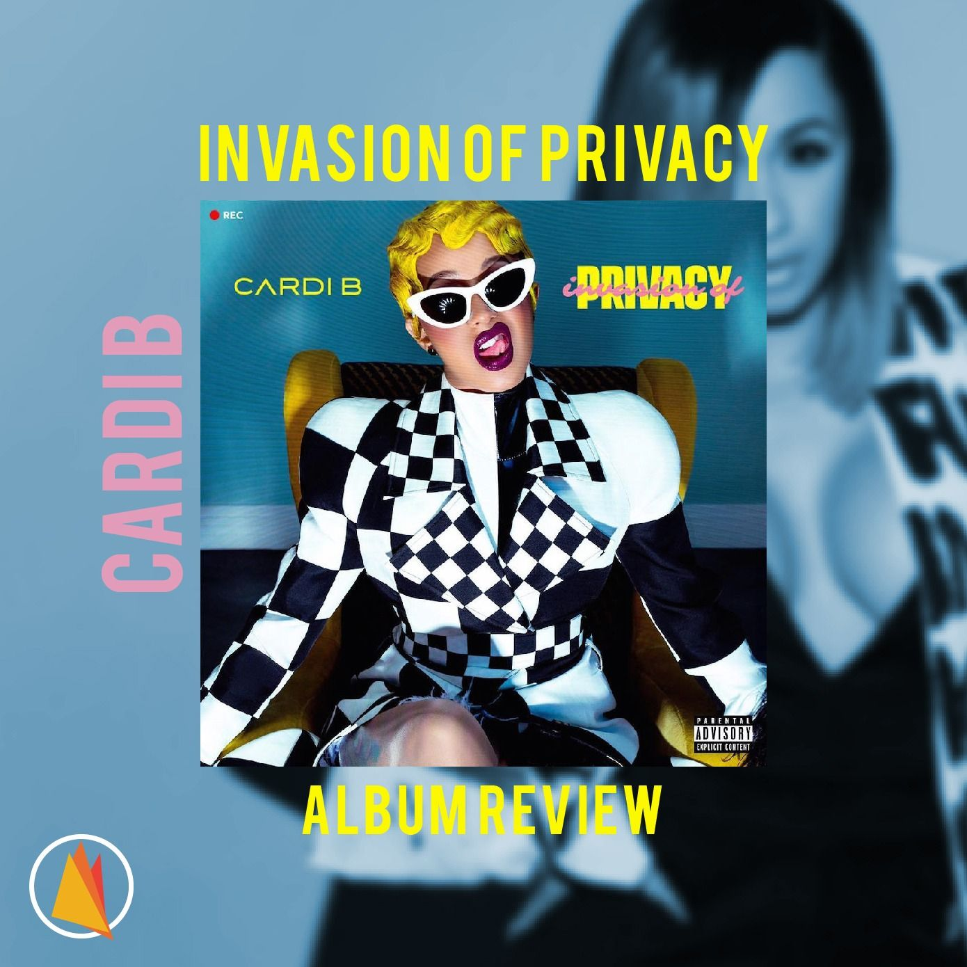 Cardi B Invasion Of Privacy Album Review By Camp Hip Hop From