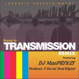 Transmission Remix by DJ MacPrynzy