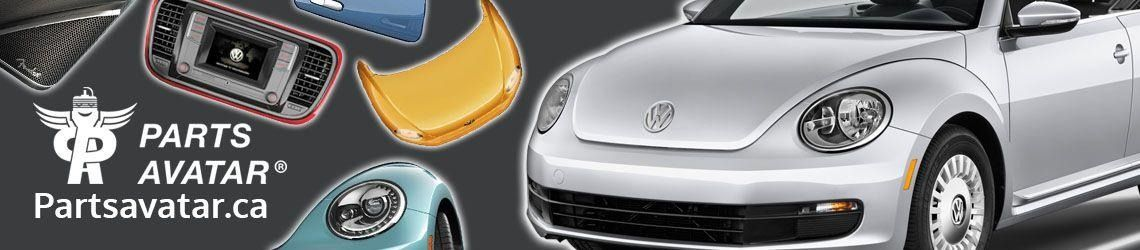 Get Top Quality All VW Beetle Parts At Parts Avatar Canada