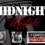 CandaceK - Midnight Mistake Cover Art