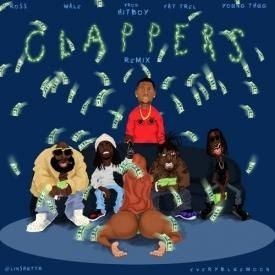 Clappers (Remix) (Feat. Rick Ross, Fat Trel & Young Thug)