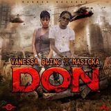 Caribbean Vibez - DON Cover Art