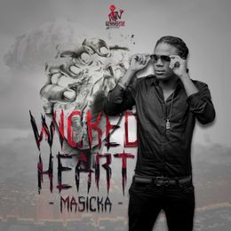Caribbean Vibez - WICKED HEART Cover Art