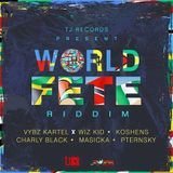 Caribbean Vibez - World Fete Riddim Cover Art