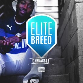 Carnage45 - Elite Breed Cover Art