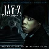 Cashflow Mixtapes - jay z the unreleased joints pt 1 Cover Art